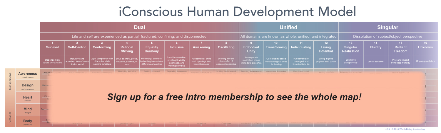 Griggs Strauss Human Development Model